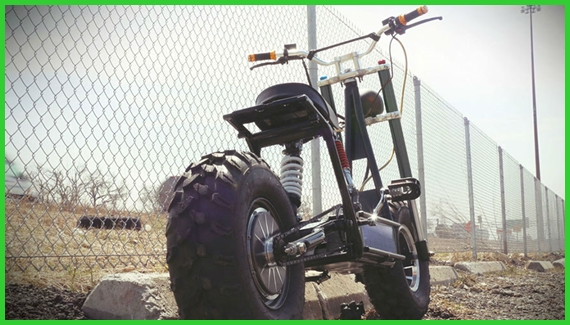 Beast Off Road Electric Scooter