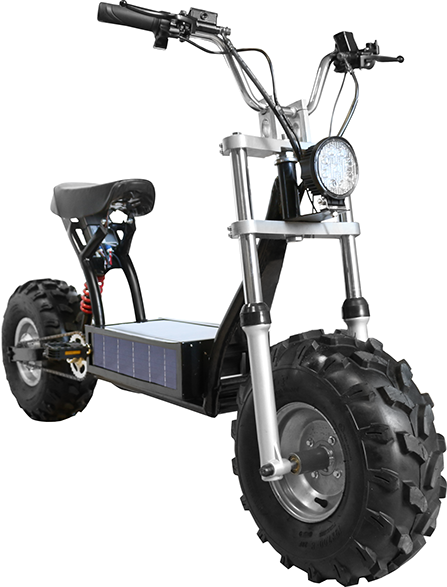 The Beast Off Road Electric Scooter.